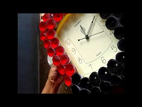 home decor Wall clock decor idea