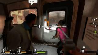 Left 4 Dead 2 Demo PC HD Gameplay Part 2