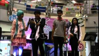 Miracle live from Magic @Pantip Multi Direction 17052014