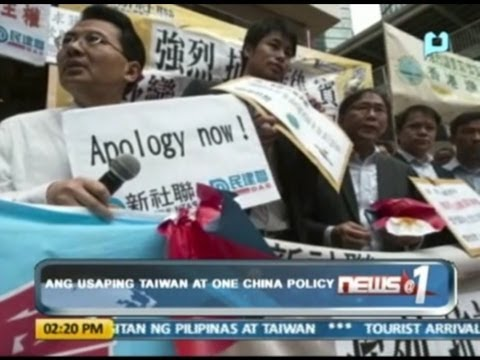 Xiao Time: Ang usaping Taiwan at One China Policy