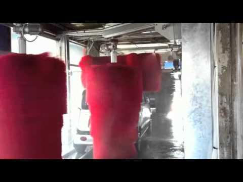 total wash full optional tunnel car wash youtube. Black Bedroom Furniture Sets. Home Design Ideas