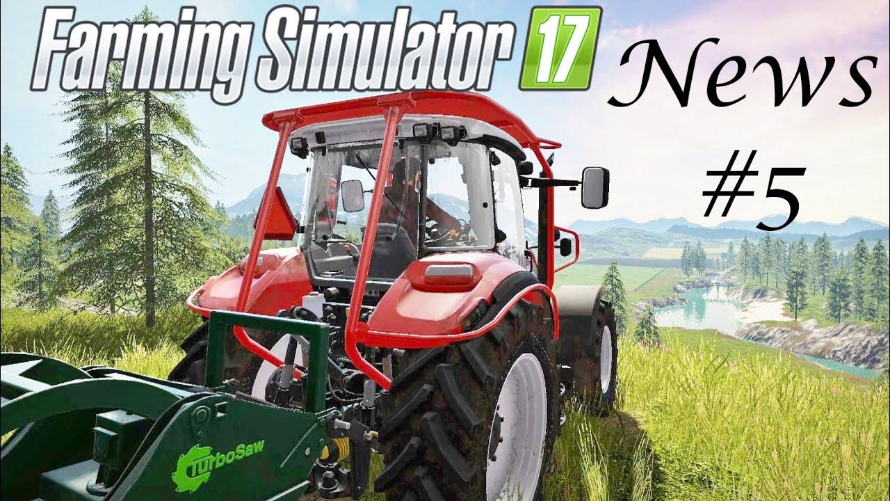 Farming Simulator 17  Analizziamo il Gamescom Trailer ed il secondo Dev Blog