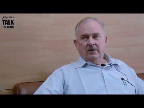 Godrej Interio Talk The Walk   Architect Christopher Benninger