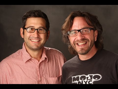 Comedy, Patent Trolls, and Lefty Talk Radio: Catching Up With Marc Maron