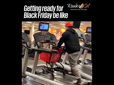 Getting Ready For The Black Friday Sale Be Like Black Friday Sale 29 November 2019 Youtube