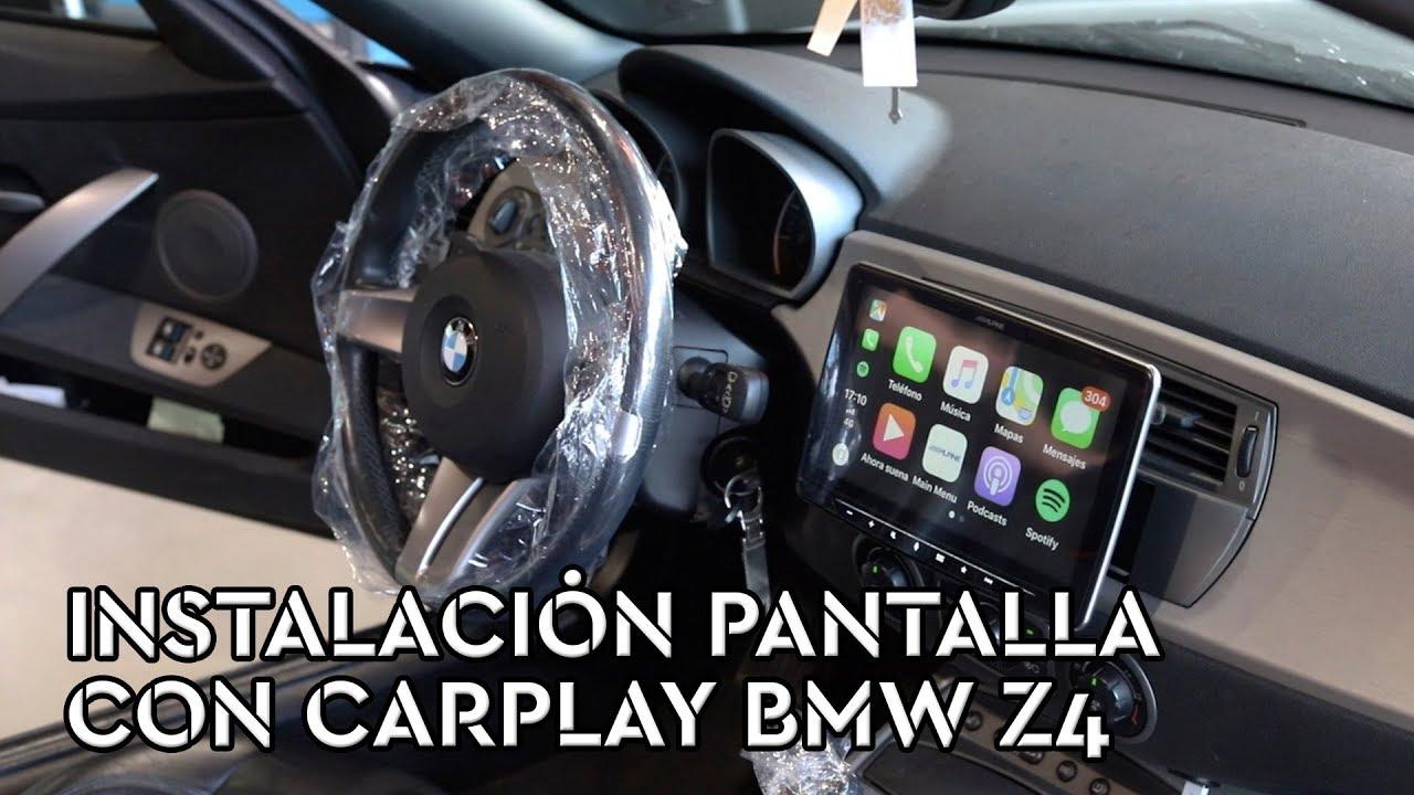 Instalacion Carplay En Bmw Z4