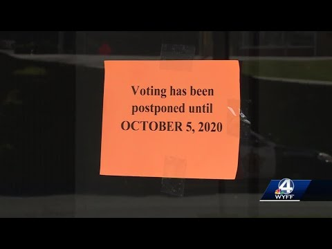 Voters Turned Away From Upstate Polling Location