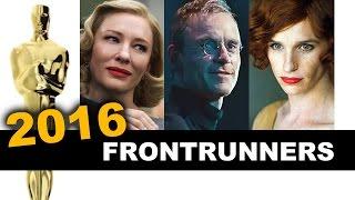Oscars 2016 Predictions & Frontrunners - Carol, Steve Jobs, The Danish Girl
