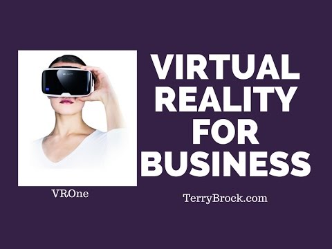 Virtual Reality For Business- Beyond Gaming