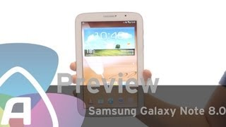 Samsung Galaxy Note 8.0 preview (Dutch)