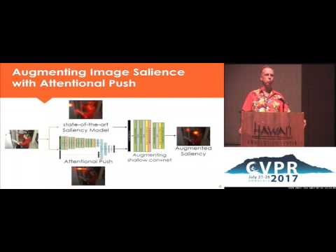 Attentional Push - A Deep Convolutional Network for Augmenting Image Salience | Spotlight 2-2C