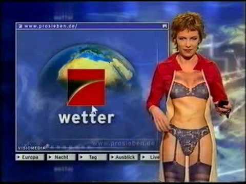 Wetterfee Nackt