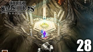 Super Smash Bros Ultimate Modo Aventura | #28 | Llegada a la Tierra Sagrada