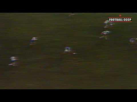 4 Тур Чемпионат СССР 1991 Динамо Минск-ЦСКА Москва 0-1