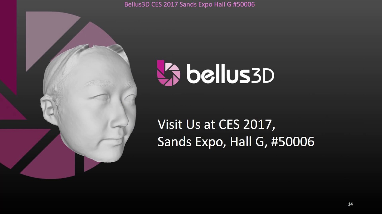 Bellus3D will launch a fast and cheap 3D face scanning camera for