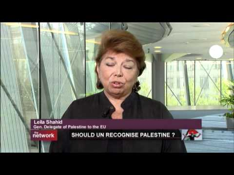 euronews the network - What if the UN recognised an independent Palestinian state?