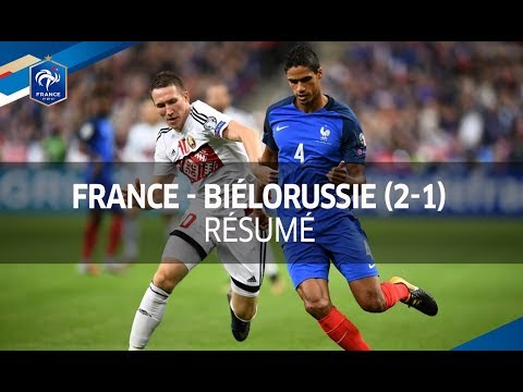 Equipe de France, qualifications Mondial 2018 : France - Biélorussie (2-1), le résumé I FFF 2017