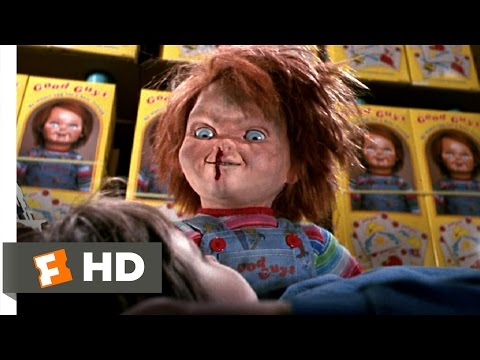 Child's Play 2 (7/10) Movie CLIP - I'm Trapped in Here! (199