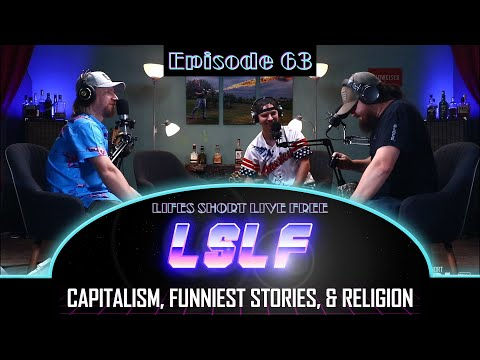 Waking Up In A Stranger's Semi, Energy Mayo, & Giant Floating Human Hamster Wheel: LSLF Podcast #63