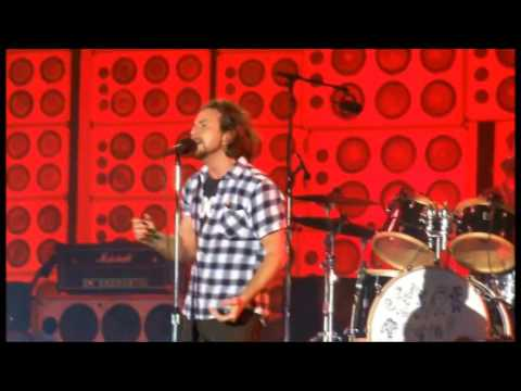 Pearl Jam - Estadio Parana Clube, Curitiba, 11.09.2011