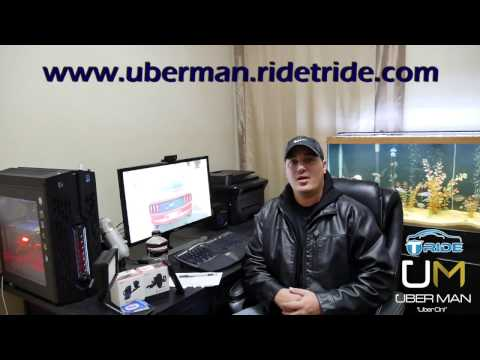Uber Man Meets with TRIDE in Tulsa!! Great News!!
