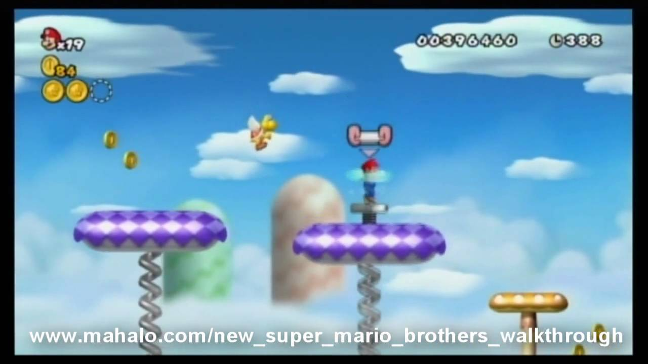 D U Super Mario Bros Wii Find That Princess World 1 5 By Black 33