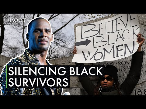 Why Do We Silence Black Girls and Women Who are Survivors of Sexual Violence? | Unpack That