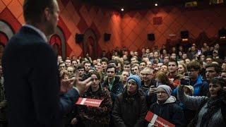 Открытие штаба Навального/Ярославль (Полная версия)