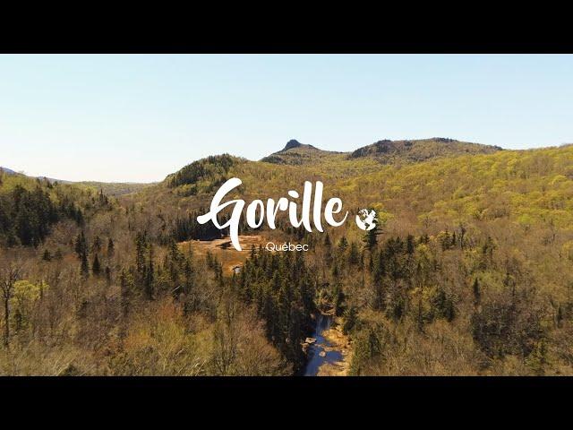 Le Mont Gorille, entre lac et sommet dans le coeur des Laurentides | C'est Notre Monde
