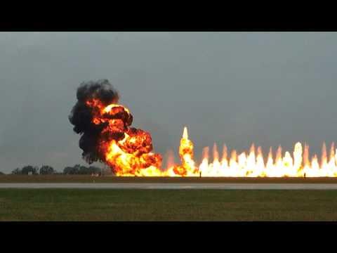 Amazing Carpet Bomb!