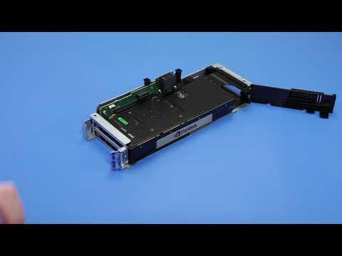 Dell EMC PowerEdge R840: Remove/Install GPU