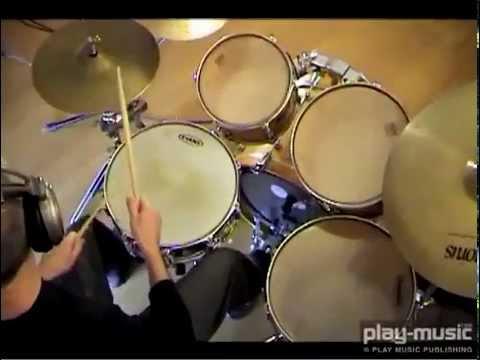 Apprendre à jouer de la batterie rock