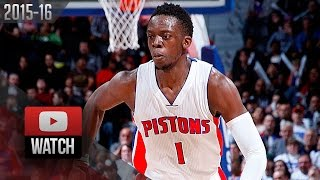 Reggie Jackson Full Highlights vs Wizards (2016.04.08) - 39 Pts, 9 Ast, PLAYOFFS!