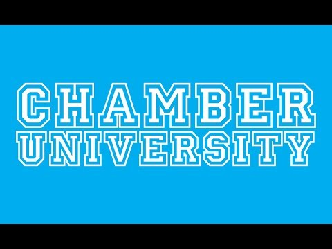 Chamber University: Water Conservation in the Workplace