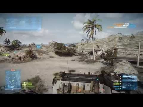 Battlefield 3 Gameplay - Rush Kharg Island [HD]