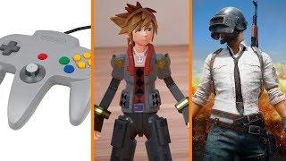 N64 Classic REAL? + Kingdom Hearts 3 to Switch? + PUBG Streamer Taunts Devs