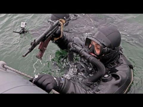 Ребризер. Военные разработки для боевых пловцов шагнули в руки дайверам.