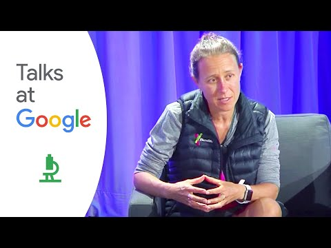"""Anne Wojcicki: """"Co-Founder and CEO of 23andMe""""   Talks at Google"""