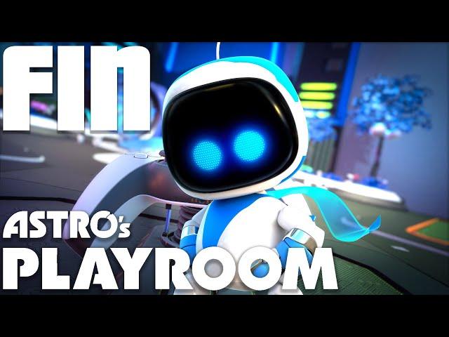 ASTRO'S PLAYROOM | PS5 | Rediffusion - FIN 100 %