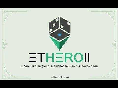 Last Week of ETHEROLL crowd funding!