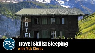 European Travel Skills: Sleeping