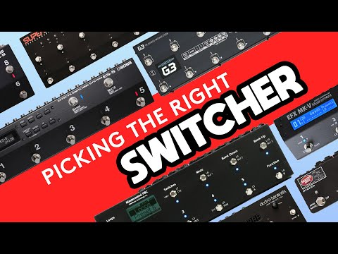 Which Switcher Is