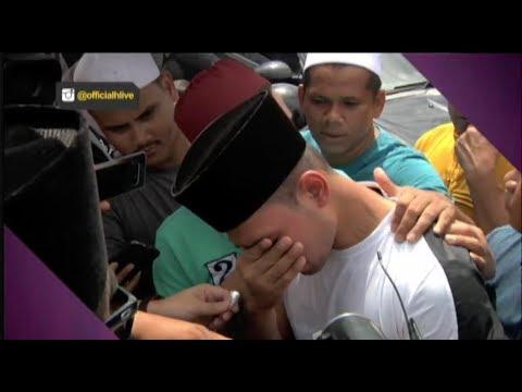 Perginya 'Raja Balada': Syafiq Farhain redha kehilangan ayah