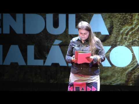Umění je proces   Vendula Chalánková   TEDxPrague