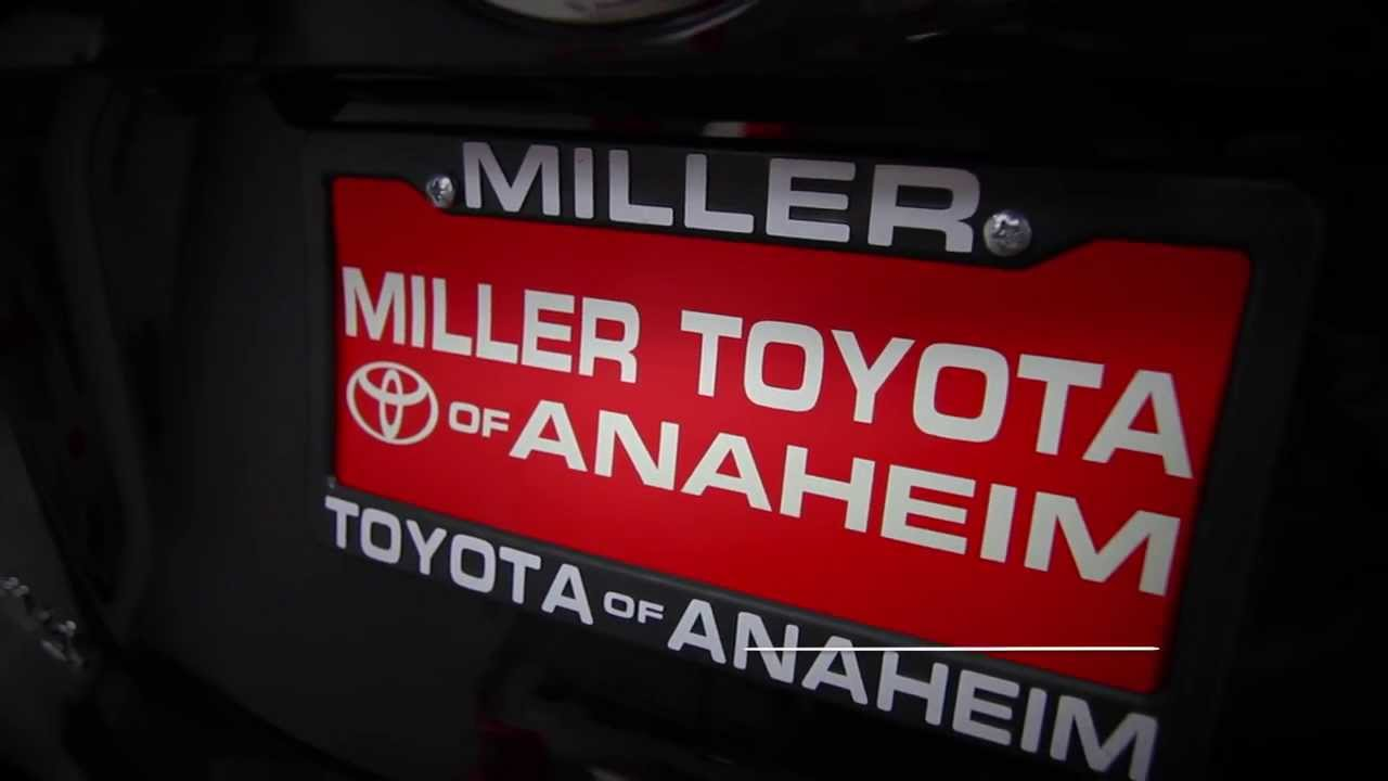 Certified Used Vehicles  Miller Toyota Of Anaheim