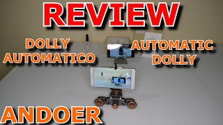 DOLLY AUTOMATICO ANDOER REVIEW ( AUTOMATIC DOLLY )