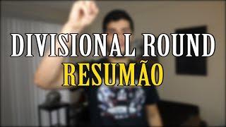 RESUMÃO 2017 - DIVISIONAL ROUND