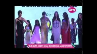Fashion for a cause - tons of celebs on the ramp - Bollywood Life