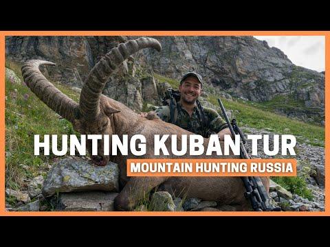 MOUNTAIN HUNTING IN RUSSIA FOR KUBAN TUR - KUBAN TUR CAUCASUS -
