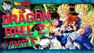 Dragon Ball Z Budokai Tenkaichi 3 hard parte 5 goku vs freeza